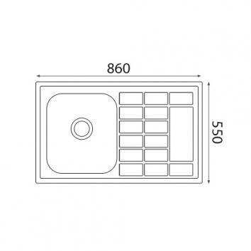 ABEY11200 LEV100L Abey Single Bowl Sinks Spec sheet