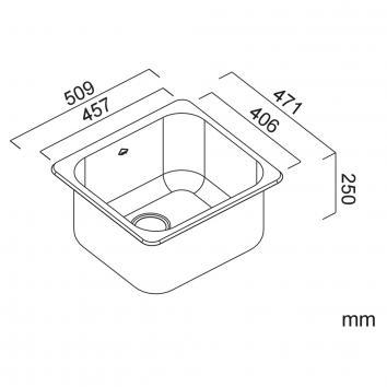 ABEY14100 LT45 Abey  Tubs & Cabinets Spec sheet