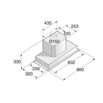 ASKO2070 CC4927S Asko  Rangehoods Spec sheet