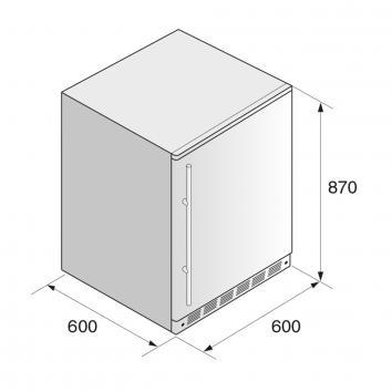 ASKO2685 R2303 Outdoor Asko   Spec sheet