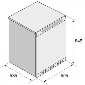 ASKO2730 T784CHP Asko  Dryers Spec sheet