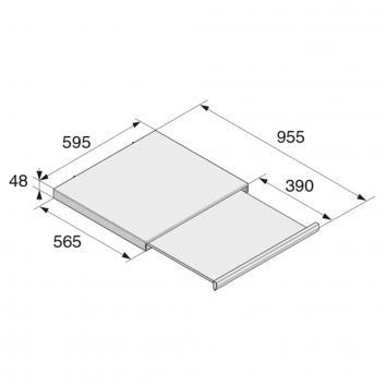 ASKO2750 8079977-0 Asko  Accessories Spec sheet
