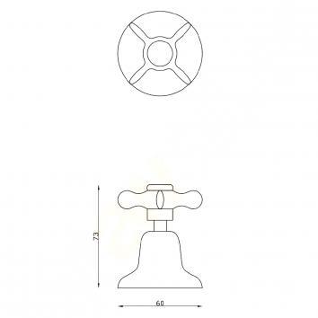 ASTRAWALK1441 A51.41c Astra Walker Mixers Tapware Spec sheet