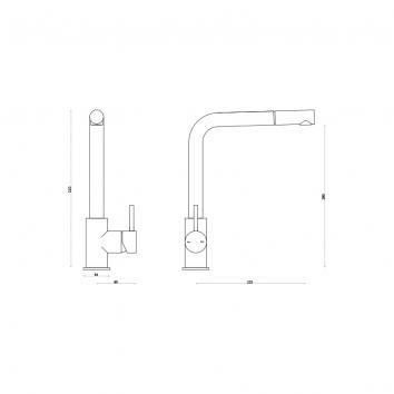 ASTRAWALK765371  A69.08.V9 Astra Walker Mixers Tapware Spec sheet