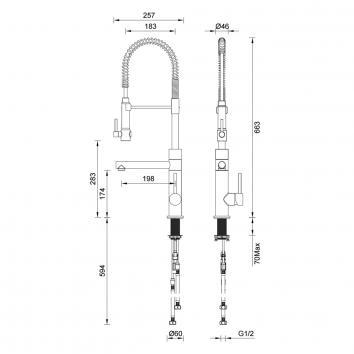 GARETH1955 3K5 Abey Mixers Tapware Spec sheet