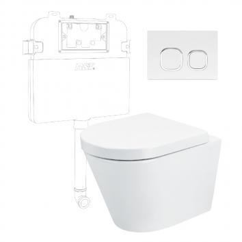 Wall Faced Toilets by Harmony
