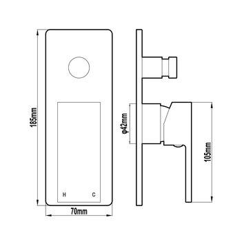 HARMTAP10120 81120 Harmony Mixers Tapware Spec sheet
