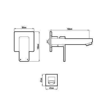 HARMTAP10610 A0215 Harmony Mixers Tapware Spec sheet