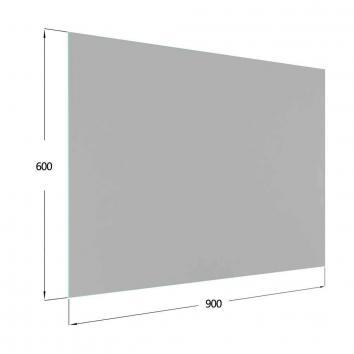 NEKO220010 NV220010 Neko Rectangular Mirrors Spec sheet
