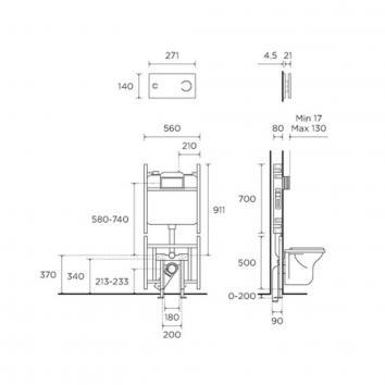 ROGERSEL39395 230414 Viega Cisterns / Inwall Toilets Spec sheet