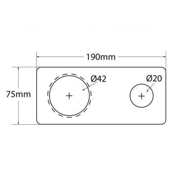 V&B80040 V0128 Villeroy & Boch Mixers Tapware Spec sheet