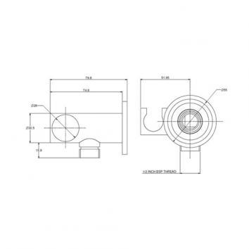 ARGENT2805 2S2402B Argent  Showers Spec sheet